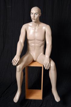 HF07 - Hombre Fibra Sentado