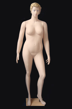 MP23 – Dama Plastico – Talle Especial – Completo