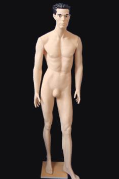 HP12 - Hombre Plastico Completo