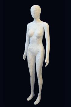 MOM07 - Dama Cartón Completa