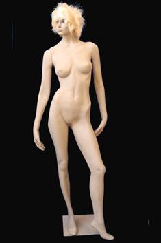 MF26 - Mujer Fibra C/Cabello