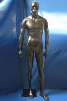 HF22 - Hombre Fibra - Color Negro