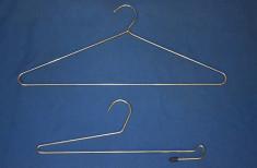 C09 - Perchas Metálicas Para Camisa Y Pantalón